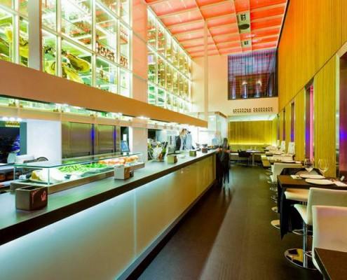 Con Luz Propia-Proyecto de iluminación del restaurante Albora